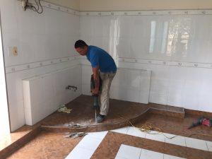 Chi phí cải tạo sửa nhà