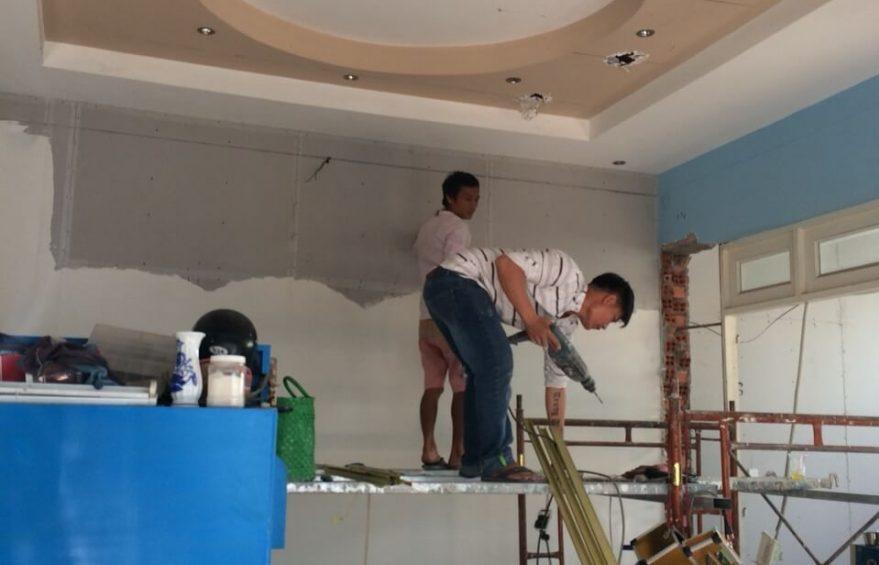 nâng cấp nhà cũ