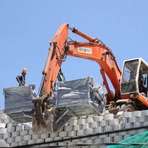 Thi công phá dỡ nhà ở cao tầng cần gì?