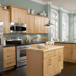 Thiết kế căn bếp hiện đại theo thời gian